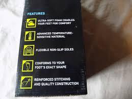 Sharper Image Woman Memory Foam Slippers Sz And 50 Similar Items