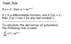 How To Make Calculus Easier A Fast Way To Find The Derivative Of A