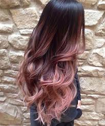 Ombre Hairstyle 72 Inspiration 24 Rose Gold Hair Color Looks That Absolutely SLAY Pinterest
