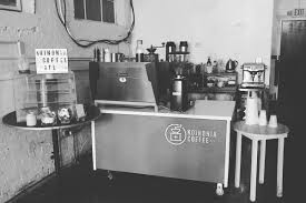 On the street of broad street and. Grassroots Pop Up Koinonia Coffee Atl Staying Put In Westview Eater Atlanta