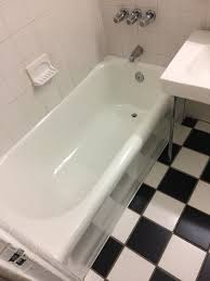 photo of pride refinishing brooklyn ny united states tub reglazed in white