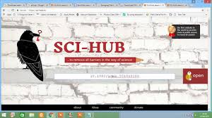 Download Paper Download Research Paper And Articles Fre Using Sci Hub