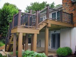 blog 3 deck accent lighting. Blog 3 Deck Accent Lighting. Timbertech Composite With Radiance Railing And Lights Lighting I