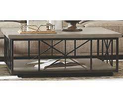 arch salvage mist burton cocktail table