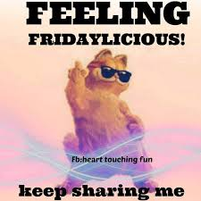 Friday Quotes Simple Friday Quotes Garfield Shades Friday Image 48 PicturesCafe
