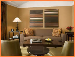 Small Modern Living Room Design Painting