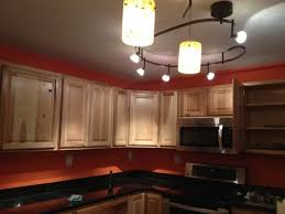 Great Decorative Track Lighting Kitchen Kitchen Lighting Ideas