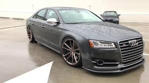 audi 2015 s8. 2015 audi s8 modified with first hamana kit in the usa u0026 vossen forged wheels 4k