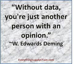 Data Quotes Awesome Analytics And Big Data Quotes Supply Chain Today