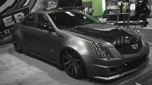 Mean Looking Cadillac CTS-V