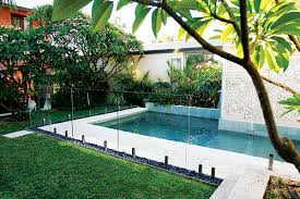 frameless glass pool fencing installation perth