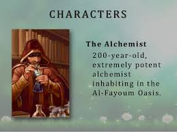 the alchemist book review 12 characters the alchemist