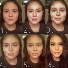 amazing face makeup tutorial art step by step pictures trendy mods