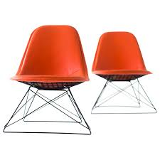 ray and charles eames lkr lounge chairs for herman miller for