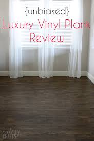 luxury vinyl plank flooring review