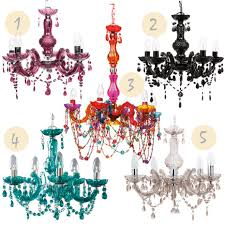 of all their fabulous lighting my favourite is their marie therese range which comes in many colours and an extra special multi coloured one with a longer
