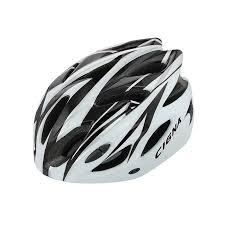 велошлем cigna wt 040 883040 белый розовый размер 57 62