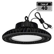 Led High Bay Lights 200w Case Of 40 Antlux Ufo Led High Bay Light 200w 800w Hid