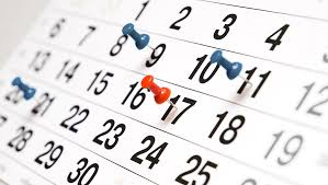 Календар знаменних та пам'ятних дат