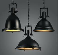 industrial light fixtures industrial pendants lighting large heavy home vintage industrial metal lamp pertaining to industrial