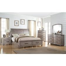 Queen Bed Set With Storage Storage Bedroom Sets Inside La Queen Bed ...