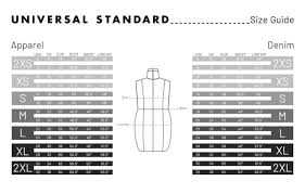 Universal Standards New Basics Line Comes In Sizes 00 40