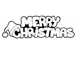 Small Picture Merry Christmas Coloring Pages Christmas Coloring pages of