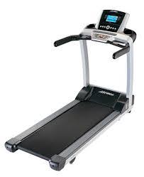 lifefitness t3 treadmill w track console