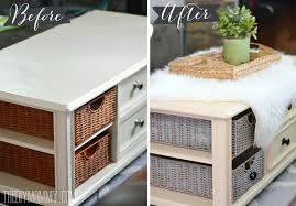 paint rattan furniture how to paint wicker baskets with chalk paint an easy coffee table makeover how to paint a wicker chair uk