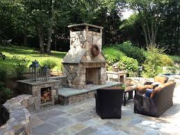 Small Picture 53 Most amazing outdoor fireplace designs ever Outdoor fireplace