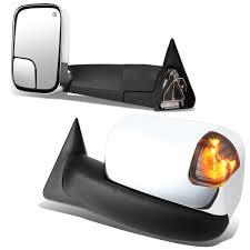 Ram 2500 Mirror Lights 98 01 Dodge Ram 1500 98 02 2500 3500 Power Heated Led