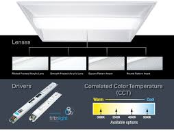 Recessed Led Integrated Sensor Commercial Led Light Fixture