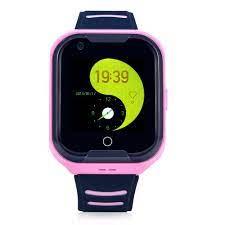 Đồng hồ định vị trẻ em nghe gọi video call Wonlex KT11 (Hồng) - Hàng chính  hãng - Đồng hồ thông minh