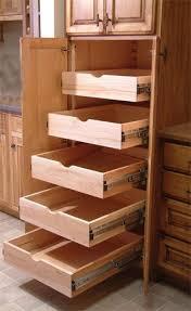 customized kitchen cabinets. Amish Pantry Cabinet | Oak Cherry Custom Kitchen Cabinets Indiana Kentucky Illinois Customized O