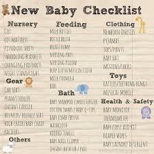 baby room checklist. Simple Checklist Baby Stuff List With Baby Room Checklist L