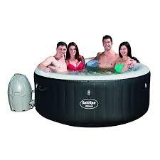 Amazon.com : SaluSpa Miami AirJet Inflatable Hot Tub : Garden & Outdoor