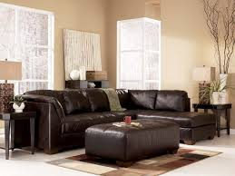Harrington Chocolate Sectional Sofa Signature Design by Ashley Furniture