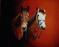 how to paint horse portraits rachel shirley