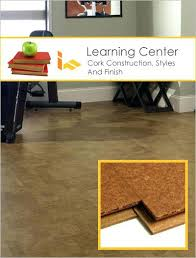 Cork Flooring Colors Construction Styles