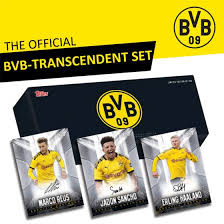 Find the latest borussia dortmund (bvb.f) stock quote, history, news and other vital information to help you with your stock trading and investing. 2020 Topps Transcendent Bvb Borussia Dortmund Checklist Info Boxes