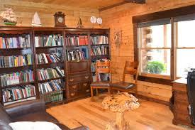 Log Cabin Homes  Kits Interior Photo Gallery - Interior log homes