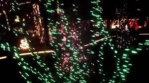 Dorothy B Oven Park Christmas Lights Hours Tallahassee Christmas Dorothy Oven Park 2011 Youtube