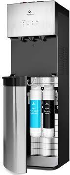 Avalon Water Cooler Blinking Lights Avalon A5 Self Cleaning Bottleless Water Cooler Dispenser Ul Nsf Energy Star Stainless Steel Full Size
