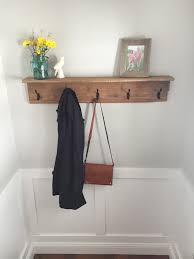 How To Make A Coat Rack Adorable Ana White How To Make A Farmhouse Coat Rack DIY Projects