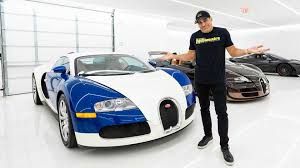 Bugatti veyron is a household name ,the car u see there is only owned by the richest men in the world in which i am also one of them ,just joking. First World Problems Bugatti Veyron Fails Smog Test Twice