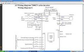 vfd starter circuit diagram images schematic also vfd control abb vfd motor starter wiring diagrams image wiring