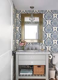 Powder Room Designs Powder Room Ideas Homes Gardens Half Bath 1515922