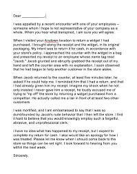 Letters Of Complaints Samples Complaint Letter To Service Provider Top Form Templates