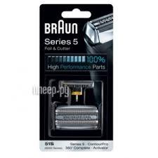 <b>Аксессуар Сетка и</b> режущий блок <b>Braun</b> Series 5 51S 8000-360 ...