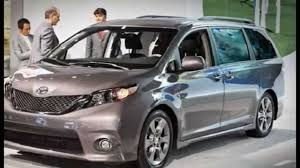 2015 Toyota Sienna ii – pictures, information and specs - Auto ...